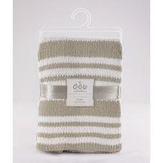 Cocalo - Chenille  Blanket - Grey