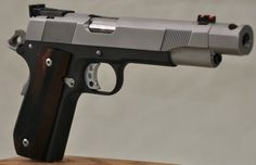 Essex Arms 1911 pistol .460 Rowland