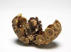 Netsuke Ivory Small
