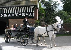 Wedding Carriages Lancashire, Merseyside, Cheshire