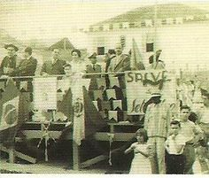 Jacarezinho com amor - UOL Fotoblog 07 de setembro 1948 - Bispo Sigaud