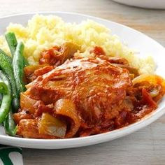 Garden Chicken Cacciatore Recipe