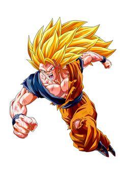 Goku「あの頃の3をもう一度!」/「PON太郎」のイラスト [pixiv]