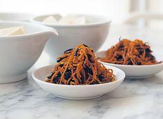 Chubby Hubby - Pantry Basics: Kinpira Carrot (金平人参)