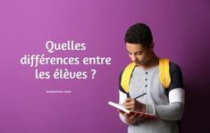 Quelles différences entre les élèves ? Movie Posters, Behavior, Language, Film Poster, Billboard, Film Posters
