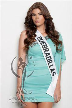Miss Universe QUEBRADILLAS, Keysi Marie Vargas Vélez. #MissUniversePuertoRico2015 #MUPR2015 #MissQuebradillas #KeysiMarieVargas