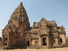 Phimai historical park, Thailand
