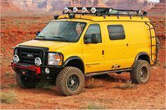 sportsmobile custom camper van