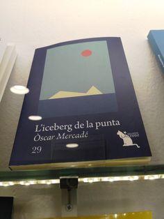 """""""L'iceberg de la punta"""" d' Òscar Mercadé. El cep i la nansa."""
