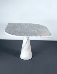 Angelo Mangiarotti; Marble Dining Table, c1965.