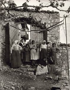 Karytaina Arkadia Greece 1903