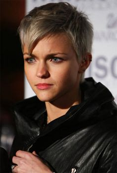 Ruby Rose...the woman who stole my heart away from Drew Barrymore