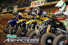 Friday night is kid's night at the Extreme Arenacross Nationals at Mesquite Arena. The first 200 kids on Friday, Jan 24th get free toy motorcycles. #familyfun #motorsports