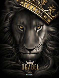 OGABEL.COM - Fierce Poster, $9.95 (http://www.shopogabel.com/fierce-poster/)