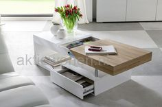 Op zoek naar een salontafel wit hoogglans? Ga naar Aktie wonen.nl! Snelle levering en een groot aanbod. Bekijk snel onze site of showroom!