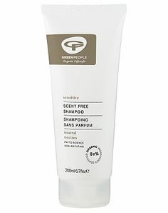 Green People Neutral Scent Free Shampoo - Green People