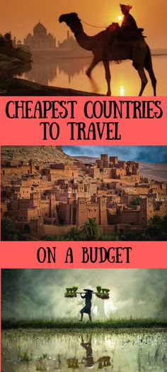Here are some countries where your budget can stretch far .... travel the world on the cheap!