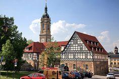 Eisenach, Germany- birth place of JS Bach
