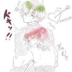 Akatsuki no Yona Jaeha and Yona