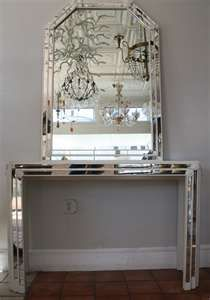 Hollywood Regency Mirror Madness!