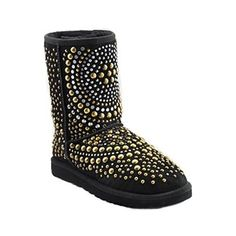 Authentic UGG Australia & Jimmy Choo Mandah Studded Boots 8 Seen on Celebs! #UGGAustralia #FashionAnkle