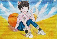 A little prince --- fox