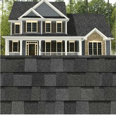 How to Choose a Roofing Shingle Color