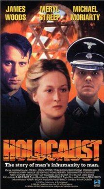 HOLOCAUST-the 1978 tv miniseries-unforgettable, well written, well acted and brutally honest account of the events of the holocaust which ill never forget watching as a 13 year old. photo from IMDb Meryl Streep, Barack Obama, Christine Lahti, Bruce Davison, Film Mythique, Holocaust Books, Science Fiction, Poster, Movies
