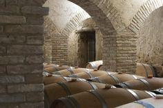 #vin Château La Nerthe Intérieur