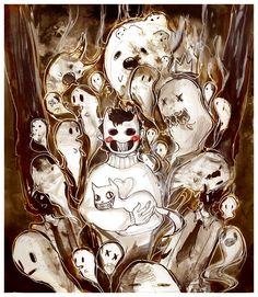 Zacharie and The Judge - OFF by Mortis Ghost