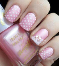 decoracion-de-unas-color-rosa-1.jpg 1.000×1.119 píxeles
