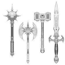 Resultado de imagen para boceto de armaduras medievales
