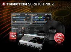 Traktor Scratch Pro 2   Blog DJ - Músicas para Djs