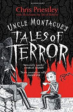 """Read """"Uncle Montague's Tales of Terror"""" by Chris Priestley available from Rakuten Kobo. Uncle Montague lives alone in a big house and his regular visits from his nephew give him the opportunity to relive some. Halloween Books For Kids, Horror Books For Kids, Books To Read, My Books, Comic Reviews, Mystery Novels, Classic Literature, Chapter Books, Book Lists"""