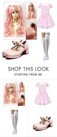 """""""lolita #2"""" by jason-becz ❤ liked on Polyvore"""