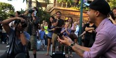 Do Fairy Tales Come True? This Downtown Disney Flashmob Engagement Is Proof Enough.