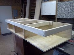 Picture of Bed Frame Construction
