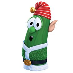 Merry Larry  (Larry the Cucumber)