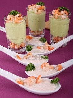 Shrimp  #fingerfood #shopfesta