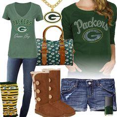 Packer Girl - go Pack go!