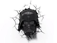 Lámpara Infantil Funny Light Darth Vader  www.gotmuebles.mx