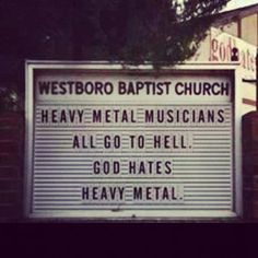 god hates metal