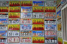 Nebraska Plates