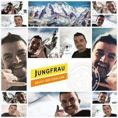 An indescribable experience! #TopofEurope #topoftheworld #TopofSwitzerland #Love #Mountains #Follow #Followme #Schweiz #Suisse #Svizzera #Svizra and #Switzerland - #SwissSelfie #switzerlandpictures #EigerMönchJungfrau #EnjoySwitzerland
