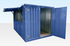 Flat Packed Kiosk - £1,900.00
