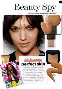 Lucky January 2012 - Youthful Wear Cosmeceutical Youth-Boosting Foundation