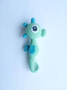 Crochet Animals, Crochet Toys, Knit Crochet, Crochet For Kids, Crochet Projects, Baby Gifts, Diy And Crafts, Dinosaur Stuffed Animal, Felt