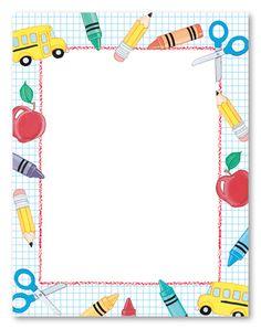 Free online teacher stationery templates google search kids school stuff stationery letterhead spiritdancerdesigns Image collections