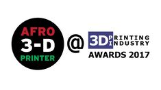 3DPrinting Industry Awards 2017 Afro3DPrinter attends the 1st Annual 3D Printing Industry Awards in London UK and has the opportunity to hear from the horses mouth about the awards and gain insights into what's happening within the 3D Printing world. List of Award winners 3D printing start-up of the year Desktop Metal  winner Maker of the year Jason Lopes of Legacy Effects  winner Teacher or community advocate of the year Phil Hall from the Windsor Boys School  winner Personal 3D printer of…