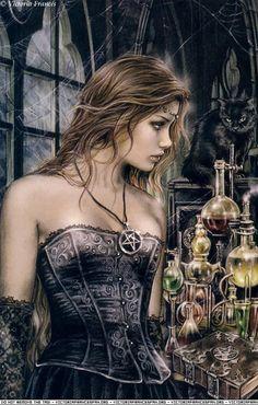 Victoria Frances.